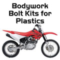 Bodywork Bolt Kits For Plastics